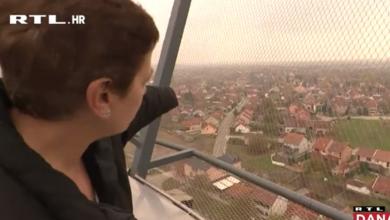 Photo of VIDEO Rušili su ga pod svaku cijenu, ali Vukovarski vodotoranj s hrvatskom zastavom na vrhu ostaje simbol otpora i obrane