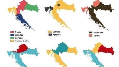 Photo of FOTO Lika na ovoj karti ne postoji. Pogledajte koji su drugi lički stereotipi…