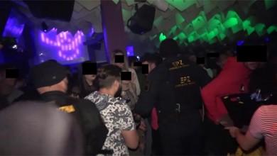 Photo of VIDEO Covid pozitivan mladić zatečen u noćnom baru među više od 170 gostiju