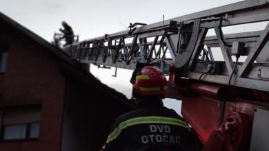 Photo of EKSKLUZIVNO Lički vatrogasci proveli dan i noć u razorenoj Petrinji, pogledajte fotografije s terena