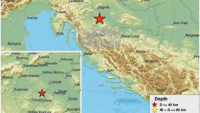 Photo of EMSC: U posljednja 53 sata u Hrvatskoj zabilježeno 56 potresa