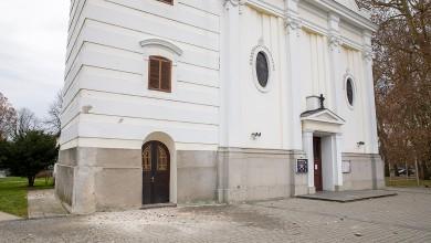 Photo of FOTO U potresu oštećena i sisačka katedrala Uzvišenja sv. Križa