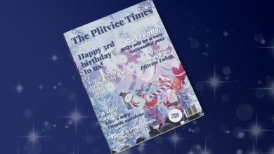 Photo of EKSKLUZIVNO Izašlo je zimsko izdanje The Plitvice Timesa, slave treći rođendan i čitaju se bolje no ikad