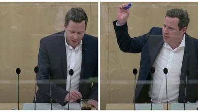 Photo of Austrijski političar je napravio grešku prilikom testiranja Coca-Cole na koronu