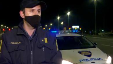 """Photo of VIDEO  Ljudi se uglavnom pridržavaju mjera za propusnice, ali ima i onih koji žele muljati: """"Smatraju da će ih policija pustiti"""""""