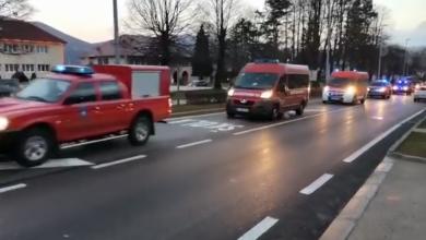 Photo of VIDEO Kolona vatrogasaca iz Ličko-senjske krenula u pomoć Petrinji