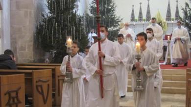 Photo of FOTO Biskup Križić na Božić predvodio svečanu misu u Senju