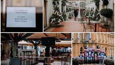Photo of ADVENT U DOBA KORONE Evo kakva je atmosfera ovih dana u centru Zagreba