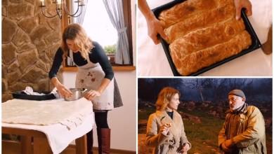 """Photo of Doris Pinčić: """"Masnica koju smo naučili praviti u Otočcu je baš hrana za dušu"""""""