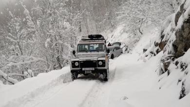 Photo of Stranci zapeli u dubokom snijegu na Velebitu, u pomoć stigao gospićki HGSS