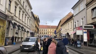 Photo of FOTO Potres razdrmao Hrvatsku, foto izvještaj iz centra Zagreba