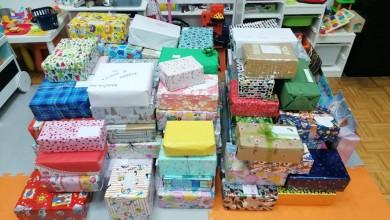 """Photo of """"DJECA DJECI"""" Uspješno završena akcija prikupljanja paketa za djecu Banovine"""