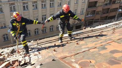 Photo of NAŠI HEROJI Znate li što sve vatrogasci rade u slučaju potresa?