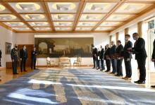 Photo of Predsjednik uručio odlikovanja umirovljenim generalima HV-a i postrojbama HVO-a i Specijalne policije MUP-a HR HB
