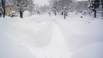 Photo of VIKEND PROGNOZA Neki krajevi Hrvatske uživat će u pravom snježnom pokrivaču!