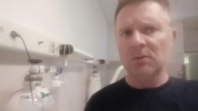 """Photo of Tomislav Zrinski: """"Na vlastitom iskustvu sam osjetio svu težinu zdravstvenih problema uzrokovanih koronavirusom"""""""