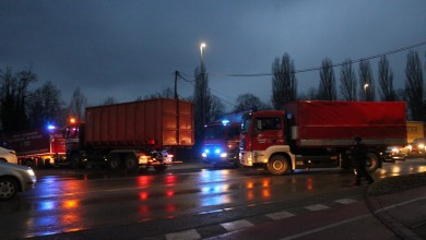 Photo of FOTO Njemački vatrogasci u Sisak dovezli 110 tona vatrogasne i medicinske opreme