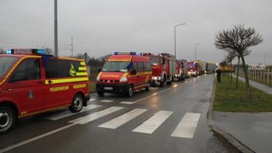Photo of Njemački konvoj s 23 vozila dovezao 230 tona humanitarne pomoći u Sisak