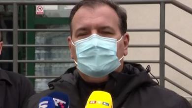 """Photo of Beroš obišao bolnicu u Sisku: """"Cijepljenje je dobrovoljno i besplatno. Nadam se da će se što više ljudi odazvati"""""""