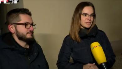"""Photo of VIDEO Dean zaprosio Anu u ruševinama Petrinje koja podrhtava: """"Nema pravog trenutka i ne treba čekati"""""""
