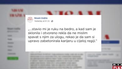 Photo of VIDEO I u Hrvatskoj glumice svjedoče o seksualnom zlostavljanju profesora i redatelja: Potvrdila Zagrebačka akademija!