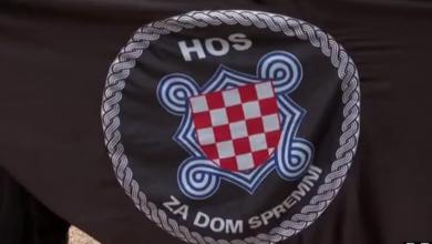 """Photo of VIDEO Uskoro zakon o zabrani ustaških simbola? """"HOS je osnovan pod simbolima NDH i slikom Ante Pavelića"""""""