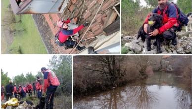 Photo of HGSS GOSPIĆ Potražni tim pronašao nestalu osobu u Novigrada, intervencije u Kosinju i Petrinji