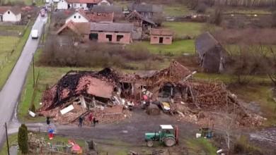 Photo of VIDEO Hrvatska vojska naprednom tehnologijom pomaže potresom pogođenim područjima