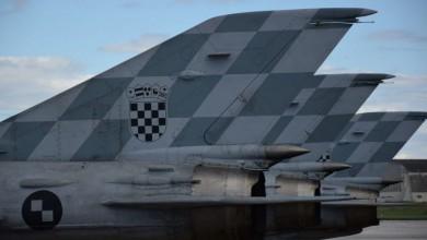 Photo of Lovački avioni lete iznad šest županija, buka i probijanje zvučnog zida