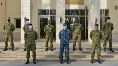 Photo of Osmero pripadnika Oružanih snaga proglašeno je najboljim vojnicima i dočasnicima