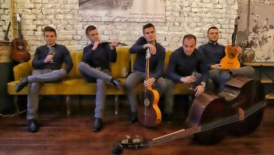 Photo of Tamburaški sastav Allegro u novom singlu poručuje da smo bez ljubavi kao brod bez mirne luke