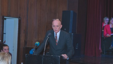 Photo of Stipe Golac i Danko Ivšinović u dvojezičnoj Antologiji hrvatskog aforizma