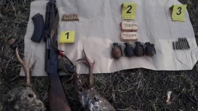 Photo of Udbina: Kod kuće držao ručne bombe, vojni eksploziv i pušku kojom je odstrijelio dva srnjaka