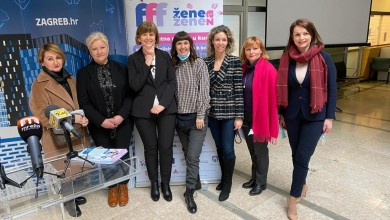 "Photo of EU projektom ""Žene za žene"" 15 žena skrbi o 90 žena oboljelih od malignih bolesti"