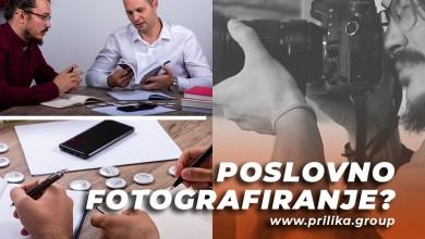 Photo of Poslovno fotografiranje za tvrtke, nova usluga u portfelju Prilika Grupe