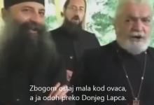 """Photo of Poglavar SPC-a pjevao ratnu o Lici: """"Zbogom ostaj mala kod ovaca, a ja odoh preko Donjeg Lapca"""""""