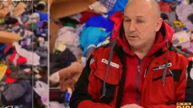 """Photo of VIDEO  Šef Crvenog križa o odbacivanju donacija: """"Sramotno je da je netko to uzeo, a nije potrošio ili podijelio"""""""
