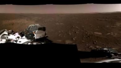 Photo of VIDEO NASA je objavila snimku slijetanja i prvi zvučni zapis s Crvenog planeta