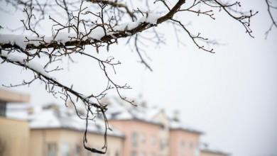 Photo of Pred nama su dva dana tmurnog i kišnog vremena, a onda – nagli pad temperature, susnježica i snijeg