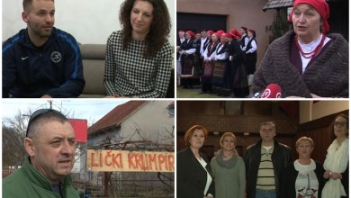 Photo of VIDEO Kako se živi u Lici? Svoju priču pred kamerama Nove TV ispričali brojni Gospićani!
