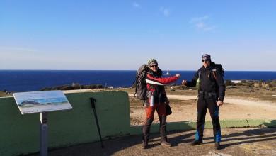 """Photo of Humanitarna akcija """"1100 kilometara za 1100 terapija"""" započela jutros na Rtu Kamenjak u Istri"""