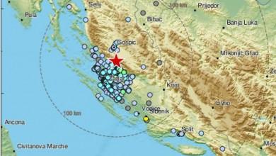 Photo of Potres magnitude 3,6 s epicentrom u Nacionalnom parku Paklenica