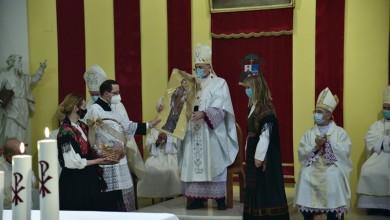 Photo of FOTO U gospićkoj katedrali proslavljena svetkovina Blagovijesti