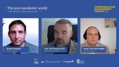 Photo of Post-pandemijski svijet: Način na koji sada živimo je naša sadašnjost i bliža budućnost, ali se s time ne treba pomiriti
