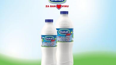 Photo of Dukat se odriče 50 lipa od svake prodane boce svježeg mlijeka za pomoć stanovnicima Banovine