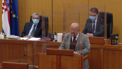 Photo of VIDEO Općina Karlobag postala (loša) tema u Saboru RH, o svemu pričao zastupnika Dretar