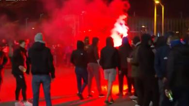 Photo of VIDEO Pogledajte slavlje navijača nakon povijesnog uspjeha Dinama!