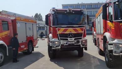 Photo of Za gašenje šumskih požara: Senjski vatrogasci preuzeli novo vatrogasno vozilo