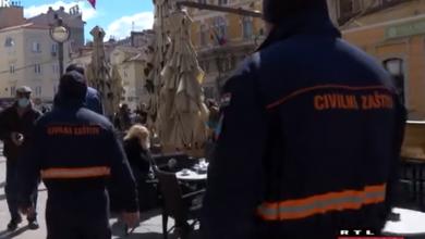 Photo of VIDEO Inspektori civilne zaštite i policija obavili gotovo 3000 nadzora i utvrdili kršenje mjera. Evo i koliko