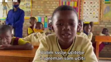Photo of VIDEO Hrvatsko srce kuca i za Afriku: Pogledajte kako izgleda najbolji školski centar u Ruandi nazvan po hrvatskom humanitarcu